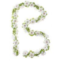 BASIL Flower Garland weiß