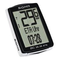SIGMA SPORT Fahrradcomputer Topline BC 16.16