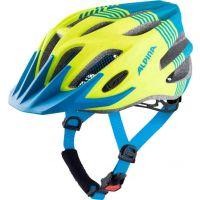 Alpina FB JR. 2.0 LE, neon-blue matt, 50-55