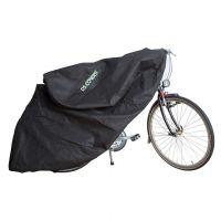 DS COVER Fahrrad-Garage Indoor schwarz