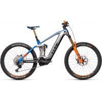 Cube Stereo Hybrid 160 HPC Actionteam 625 27.5 Nyon